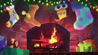 A Pixar Fireplace