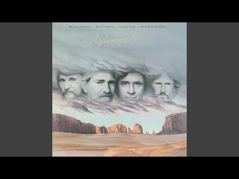 The Highwaymen Cover Of Jerry Jeff Walker S Desperados Waiting For The Train Whosampled