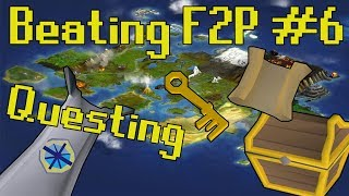 [Guide] Beating F2P OSRS #6 (Ernest The Chicken,Pirate's Treasure)