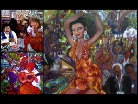 Yucca Rose Paintings (music: Ceritakan Tentang Cinta feat. Yucca Rose)