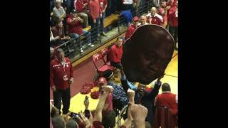 the world's greatest basketball player takes one last shot at Michael Jordan