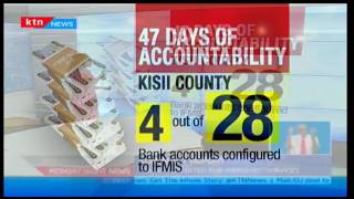 Monday Night News: 47 days of accountability eyes Kisii County's unscrupulous tendering, 12/12/16