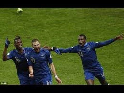 بالفيديو: ملخص مباراة فرنسا والهندوراس 3-0 تعليق رؤوف خليف في كأس العالم 2014