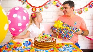 Stacy Está Preparando Un Regalo Para El Cumpleaños De Su Padre.