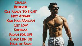 Ultimate Workout Playlist |Hindi English Mix|Motivational gym songs| Greatest hits of all time