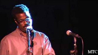 """Shout Me Out"" by Tunde Adebimpe @ Le Poisson Rouge"