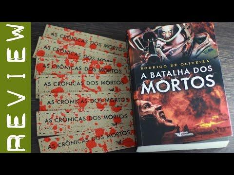 SORTEIO + A Batalha dos Mortos