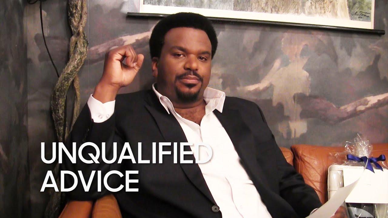 Unqualified Advice: Craig Robinson thumbnail