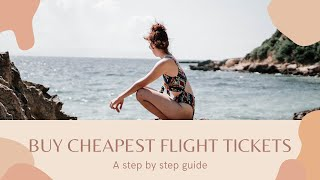 How to buy/book cheapest flight tickets from Pakistan | Find Cheapest Flight Tickets | Desi Trip