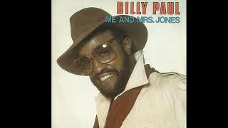 "Video thumbnail of ""Billy Paul ~ Me & Mrs Jones 1972 Soul Purrfection Version"""