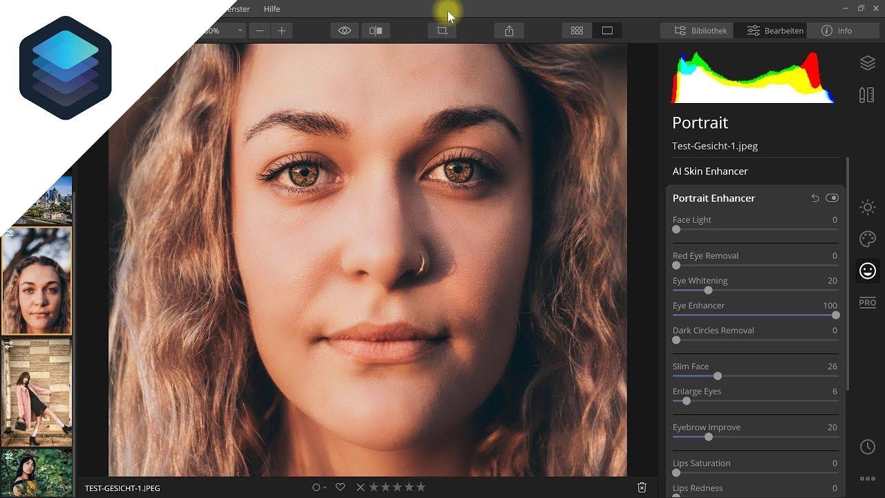 Luminar 4: AI Sky Replacement, AI Skin & Portrait Enhancer, AI Structure – Vorstellung der Neuheiten