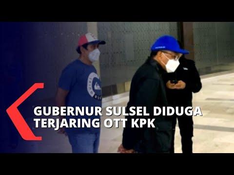Wakil Ketua KPK Benarkan OTT Gubernur Sulawesi Selatan Nurdin Abdullah