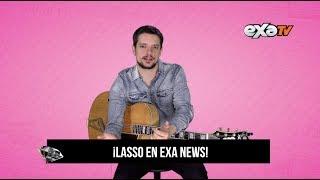 ExaNews Lasso Presenta Sencillo En Vivo