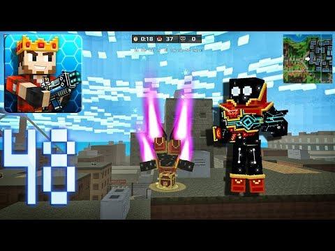 Pixel Gun 3D - Cosmus Battle Royale Gameplay Part 48