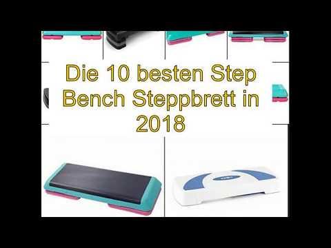 Die 10 besten Step Bench Steppbrett in 2018