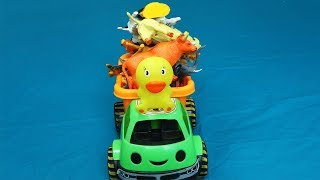 Animal Toys - Đồ Chơi Động Vật Và Tên Các Con Vật Cho Bé