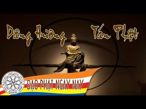 Dâng hương tán Phật