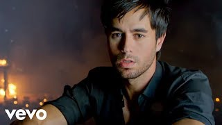 Ayer - Enrique Iglesias (Video)