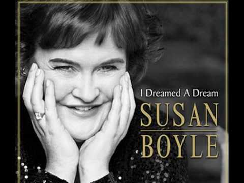 Up To The Mountain - Susan Boyle