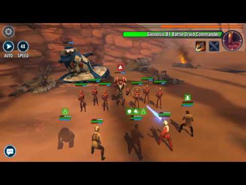 Resistance over 2 mil damage p3 — Star Wars Galaxy of Heroes