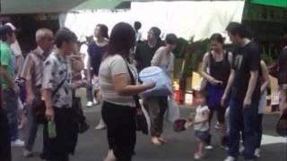 東京どっかん「ぱんだの冒険」ぱんくんチャレンジ第2話