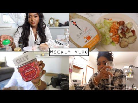 WEEKLY VLOG | TARGET RUN, FILMING VIDEOS & NEW APPLE WATCH