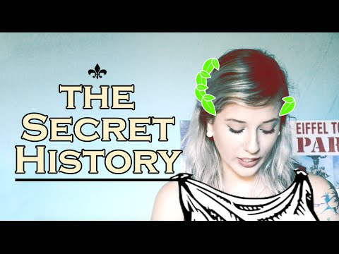 ? ????? ??? ????? - The Secret History, da Donna Tartt | A Redoma de Livros