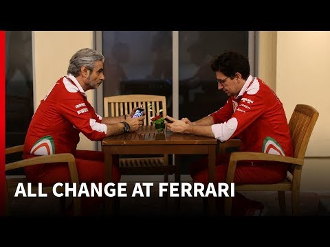 Why Ferrari had to axe its team boss