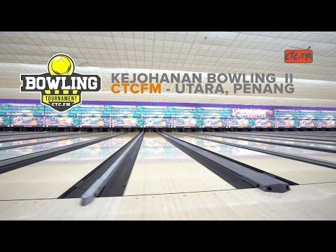 CTC.FM @ Kejohanan Bowling 2 – Megalanes Bowling Centre Penang