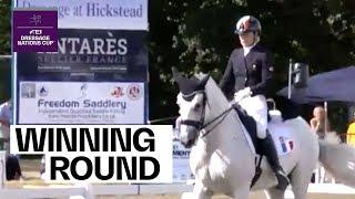 La France remporte la Coupe des Nations de Hickstead