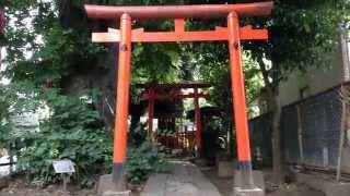 豊川稲荷神社---東京都文京区