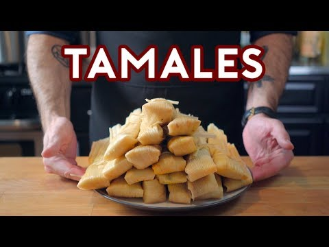 Binging with Babish: Tamales from Coco