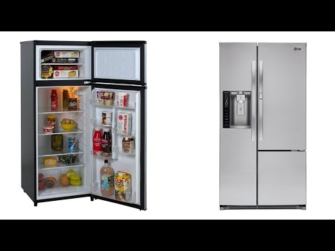 Top 5 Best Refrigerator Reviews 2016, Cheap Refrigerators