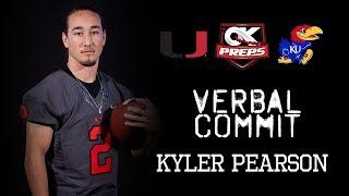 OKPreps Verbal Commit - Kyler Pearson