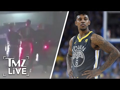 [TMZ]  Nick Young Arrested At Traffic Stop!