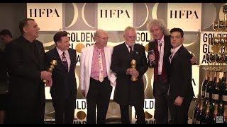 76th Golden Globes Winner Cam: Bohemian Rhapsody