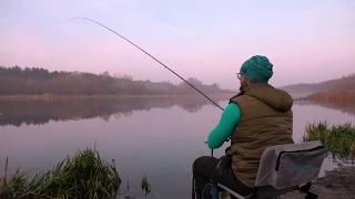 Рыбалка речной рыбы