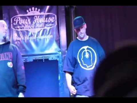 Big Fok Set At IStandard Showcase (Raleigh, NC - April 2012)