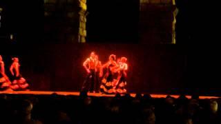 preview picture of video 'Segovia en danza 2013. Gala en el Acueducto 15/6/2013 (1)'