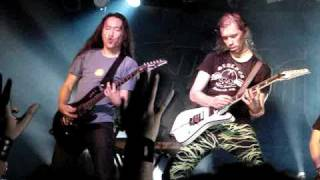 DragonForce - My Spirit Will Go On (live)