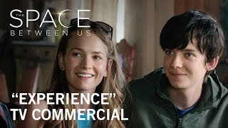 The Space Between Us  Experience TV Commercial  In Theaters February 3 2017