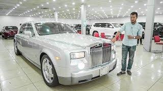 Khám phá chiếc Rolls-Royce Phantom đầu tiên về Việt Nam của ông Hoàng Lụa  XEHAY.VN 
