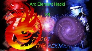 Roblox | Arc Of The Element | Arc Hack | Rampage of the Phoenix |