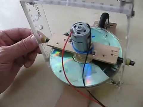 Nguyên lý hoạt động của xe điện hai bánh tự cân bằng