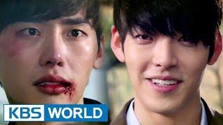 [1Click Drama] There seem to be history between LeeJongsoek&KimWoobin (School 2013 Part.1)