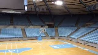 North Carolina's Old Basketball Arena