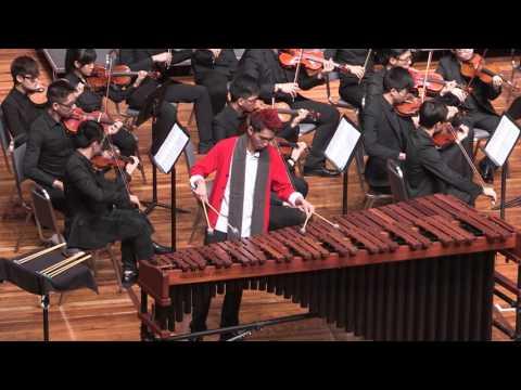 Lam Tin Chun Jacky - Marimba Concerto No. 1 by Lin Chin Cheng