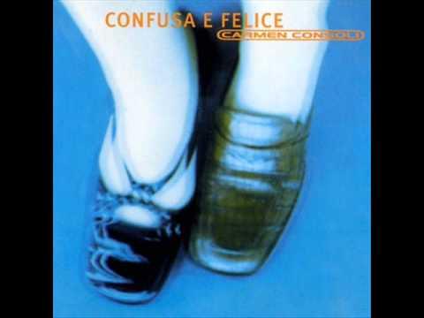 , title : 'Carmen Consoli - Confusa e felice (live @ Radio2, Milano in concert 2002)'