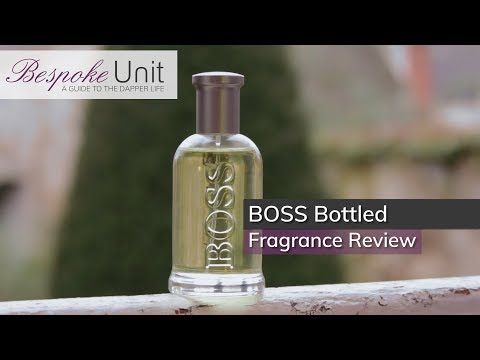 Hugo Boss Bottled Fragrance Review: A Subtle Woody Fragrance For the Office