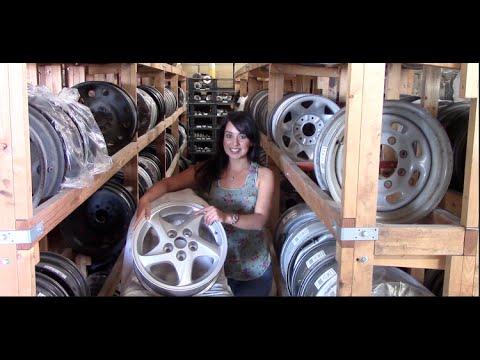 Factory Original Mitsubishi Expo Rims & OEM Mitsubishi Expo Wheels – OriginalWheel.com
